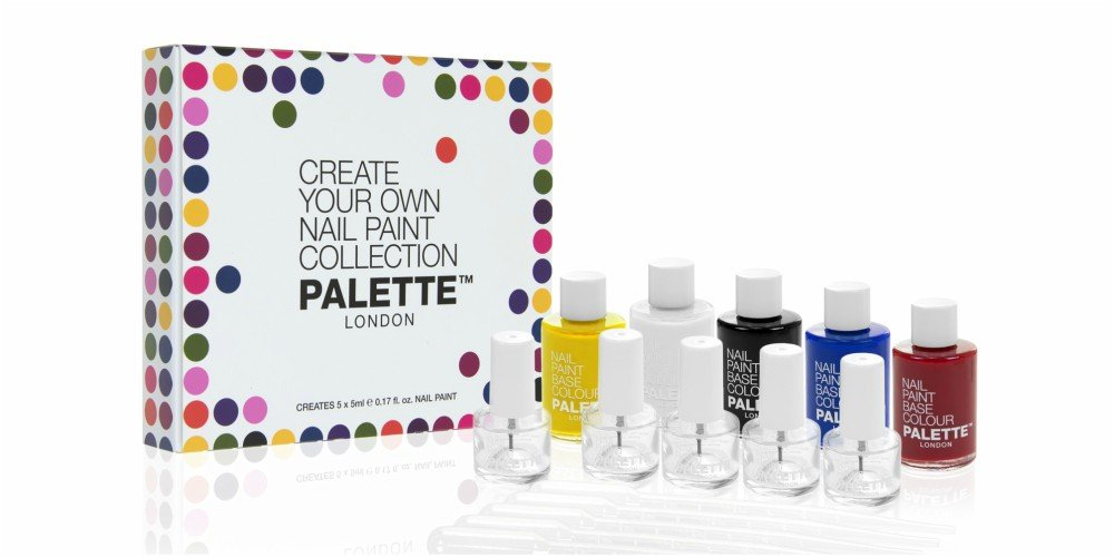 Create your own nail polish shades